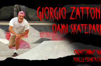 Giorgio Zattoni - Oami Skatepark