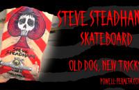 'Old Dog, New Tricks' - Steave Steadham Skateboard