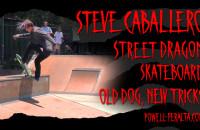 'Old Dog, New Tricks' - Steve Caballero Street Dragon Skateboard