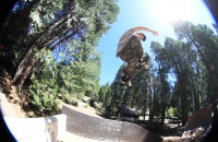 Raw Clips - Charlie Blair at YMCA Skate Camp