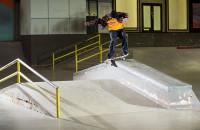 Donny Hixson - Lipslide 540 Kickflip