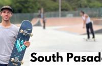 Zach Doelling - South Pasadena Skatepark