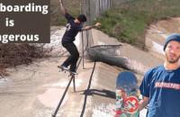 Zach Doelling - 'SKATEBOARDING IS DANGEROUS'