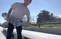 Zach Doelling - Charmette Bonpua Skate Plaza