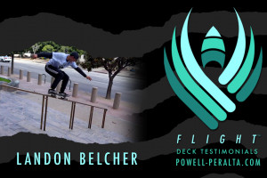 Landon Belcher - Flight