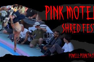 Pink Motel - Shred Fest