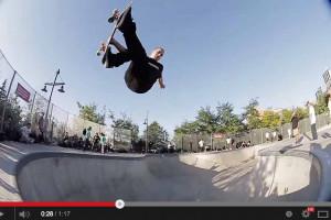 Brad McClain - Chelsea Piers Skatepark