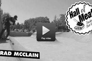 Brad McClain - Hall of Meat