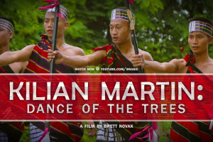 Kilian Martin - Dance of The Trees