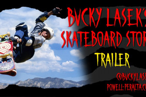 "Bucky Lasek ""Skateboard Stories"" Trailer"