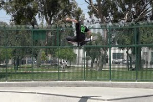 Raw Clips - Huntington Park Skatepark