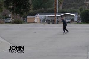 John Bradford - BONES WHEELS