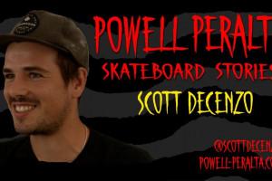Powell-Peralta Skateboard Stories - Scott Decenzo