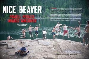 Nice Beaver Tour - Article