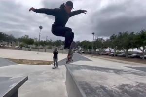 Zach Doelling - Arthur Johnson Skatepark