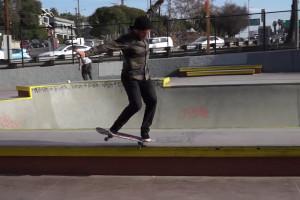 Zach Doelling - Echo Park Skatepark
