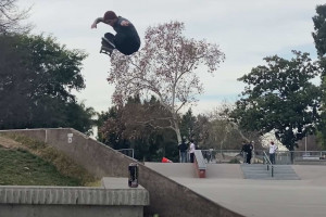 Zach Doelling - Amelia Mayberry Skatepark with NKA