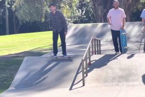 Zach Doelling - Diamond Skate Park