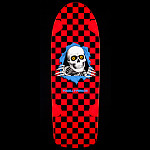 Powell Peralta OG Ripper Skateboard Deck Red/Blk - 10 x 30