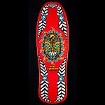 Powell Peralta Guerrero Mask Skateboard Deck Red - 10 x 31.75