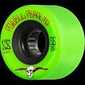 Powell Peralta G-Slides Skateboard Wheels 56mm 85a 4pk Green