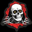 """Powell Peralta Ripper 3"""" Sticker 20pk"""
