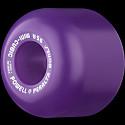 Powell Peralta Mini-Cubic Skateboard Wheels 64mm 95a - Purple (4 pack)