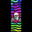 Powell Peralta Grip Tape Sheet 10.5 x 33 Ripper Tie-dye (White)