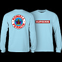 Powell Peralta Supreme L/S T-shirt PB