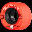 Powell Peralta G-Slides Skateboard Wheels 56mm 85a 4pk Red