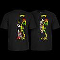 Powell Peralta Ray Barbee Rag Doll T-Shirt Black
