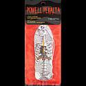 Powell Peralta Skull & Sword Air Freshener White - Pineapple Scent