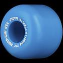 Powell Peralta Mini-Cubic Skateboard Wheels 64mm 95a - Blue (4 pack)