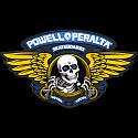 Powell Peralta Winged Ripper 5 inch Die-Cut Sticker 20pk- BLUE