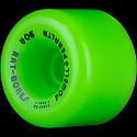 Powell Peralta Rat Bones Skateboard Wheels 60mm 90a - Green (4 pack)