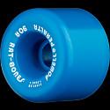 Powell Peralta Rat Bones Skateboard Wheels 60mm 90a - Blue (4 pack)