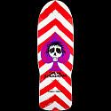 Powell Peralta Steve Steadham Spade Blem Skateboard Deck Red/Wht 153 SP3