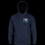 Powell Peralta Rat Bones Hooded Sweatshirt Navy