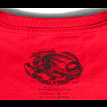Powell Peralta Supreme T-shirt - Red