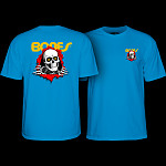 Powell Peralta Ripper YOUTH T-shirt - Turquoise