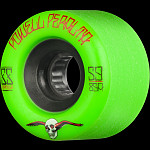 Powell Peralta G-Slides Skateboard Wheels 59mm 85a 4pk Green