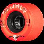Powell Peralta G-Slides Skateboard Wheels 59mm 85a 4pk Red