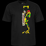Powell Peralta Ray Barbee Rag Doll T-Shirt Black