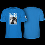 Powell Peralta Animal Chin T-Shirt Royal Blue