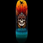 Powell Peralta Pro Andy Anderson Heron Flight® Skateboard Deck - 8.45 x 31.8