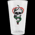 Powell Peralta Pint Glass McGill Skull & Snake