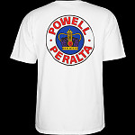 Powell Peralta Supreme T-shirt - White