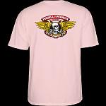Powell Peralta Winged Ripper T-shirt Light pink