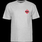 Powell Peralta Flamable Grey T-shirt