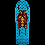 Powell Peralta Bug 2 Skateboard Deck Blue - 9.85 x 29.6